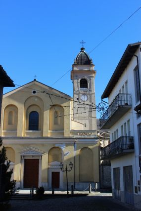 church of calestano