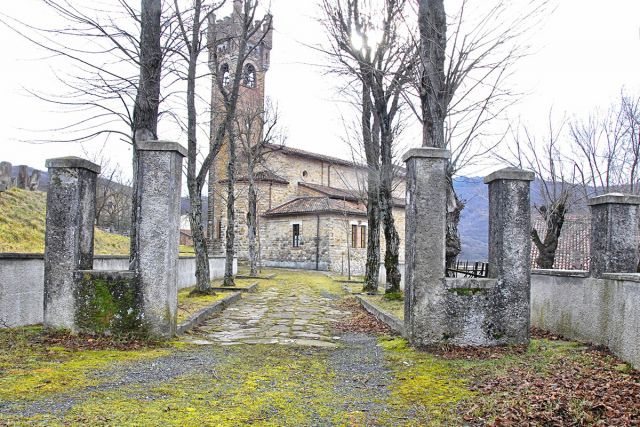 church of san michele arcangelo corniana