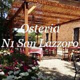 Osteria n1 san lazzaro noceto